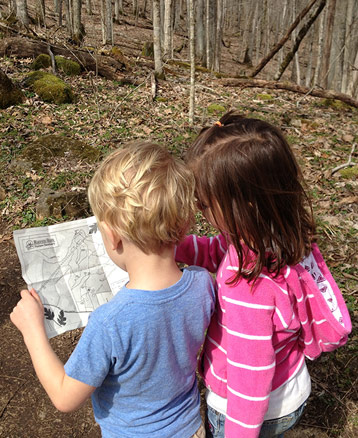 Picking a Trail to Hike